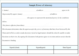 blank power of attorney general power of attorney template fresh power attorney form samples