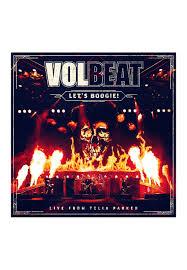 <b>Volbeat</b> - <b>Let's Boogie</b>! Live From Telia Parken - 2 CD + Blu Ray ...