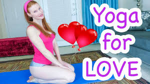 Valentine s Day Yoga For Love Workout Fitness Sexy How To.