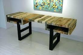 pallet office furniture. Wood Pallet Desk Designs Pallets Making A Table Ideas . Office Furniture