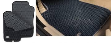 car floor mats. TrapMats - Dual Layered Honeycomb Design Car Floor Mats Hide Dirt