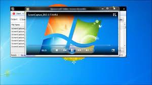 Record Desktop Windows 7 Free Windows 7 Hd Screen Recorder Youtube