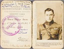 File:Identity card of WW I ace Arthur Raymond Brooks.jpg - Wikimedia Commons