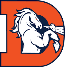Denver broncos old Logos