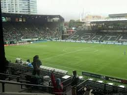 Providence Park Section 221 Row F Home Of Portland