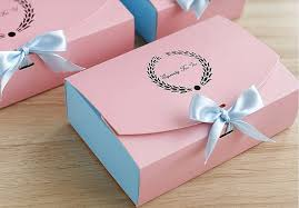 Decorative Cookie Boxes Free shipping pink blue golden stamp flower hoop decoration cookie 3