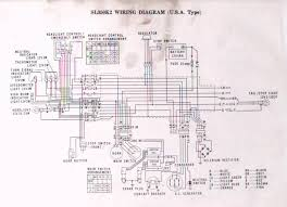 73 honda sl 350 motorcycle eric stern wiring diagram they installed a left hand controller from a honda rebel and did not properly connect it in addition the kill switch was a toggle switch