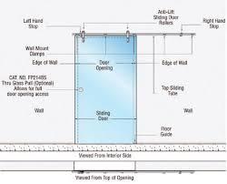 sliding glass door plan. Scintillating Glass Sliding Door In Plan Images - Ideas House Design . R