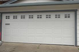 two car garage doorDeans Garage Doors