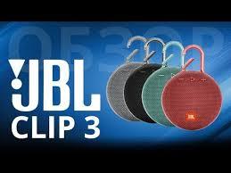 Обзор новой портативной <b>колонка JBL Clip</b> 3 - компактного ...