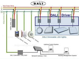 dali led driver wiring diagram wiring diagrams dali connection nilza