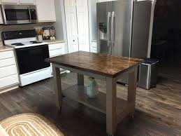 rustic portable kitchen island. Kitchen Work Island Furniture Big Islands For Sale Small Portable Rustic Wood Console Narrow C