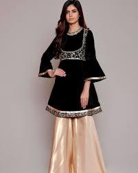 New Dress Design Collection 2018 Winter Velvet Dresses Designs Latest Trends Collection 2020