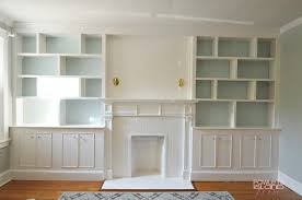 Julia Ryan: Built In Bookshelves