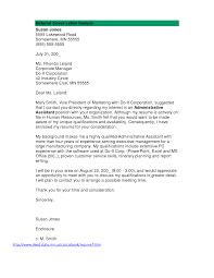 Referral Cover Letter Cover Letter Database