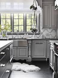 Elegant grey kitchen backsplash ideas inspiration Granite 20 Eyecatching Kitchen Tile Backsplash Ideas To Love Elle Decor 20 Gorgeous Kitchen Tile Backsplashes Best Kitchen Tile Ideas