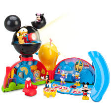 Mickey mouse playhouse toys