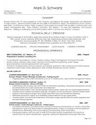 Resume Samples Sample Investment Banking Analyst It Image