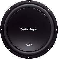 Buy Rockford Fosgate Prime R1S412 R1 12-Inch 150 Watt Subwoofer - 4 Ohm  Online in Indonesia. B001P804A2