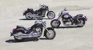 900cc comparison kawasaki vulcan 900 vs suzuki c50 vs triumph