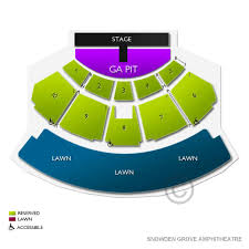Bankplus Amphitheater At Snowden Grove 2019 Seating Chart