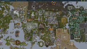 world map  runescape wiki  fandom powered by wikia
