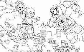 Kleurplaat Spiderman Beste Van Coloriage Lego Spiderman Coloring