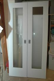 bifold closet doors with glass. Bifold Closet Doors Frosted Glass Ideas, Design, Pics \u0026 Examples 4928 Handmade W Panels By Wooden It Be Nice Snapshot Of With E