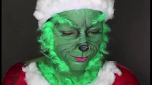 the grinch makeup tutorial