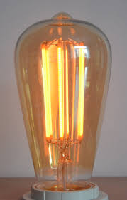 Details About 6w Led Vintage Retro Squirrel Cage Dimmable Led Lamp Bulb Es E27 Or Bc B22