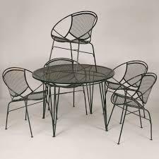 metal mesh patio furniture mid century modern porch furniture google search patio wire garden