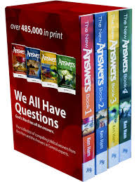 The New Answers Book Box Set   Answers in Genesis