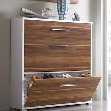Ikea Shoe Storage Cabinet With Unique Vase