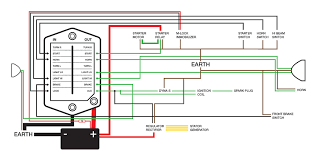 motogadget wiring diagram motogadget wiring diagrams