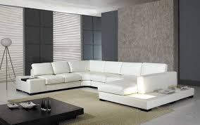 modern white leather sofa set sets