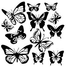 Disegni Di Farfalle 2 Disegni Da Colorare Di Animali Con Disegni Di