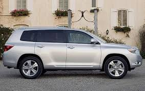 2010 Toyota Highlander - Information and photos - ZombieDrive