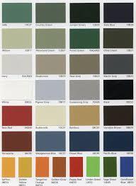 Colour Chart Altite