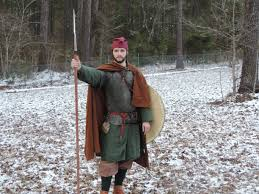 Image result for anglo saxon man with armour