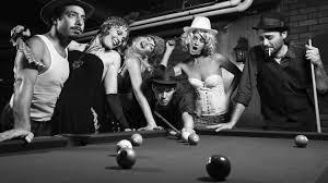 billiards black and white. Billiards Black And White Monochrome Smoking Vintage Wallpaper