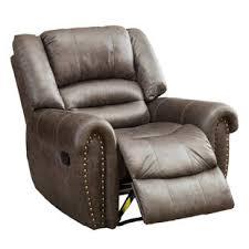 halligan manual stretched recliner