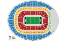 Denver Invesco Field Seating Chart Landrys Tickets Seating Chart Invesco Field At Mile High