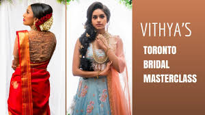 toronto mastercl vithya hair and makeup artist