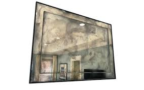 wall mirrors antiqued wall mirror designer furniture accessories saki collection diy antique tiles