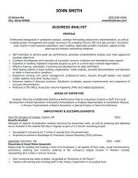 Entry Level Management Resume Examples Business Analyst Resume Entry Level Entry Level Business