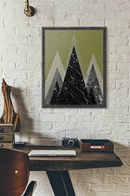 midcentury modern apartment geometric art print unframed retro art abstract art poster on retro industrial wall art with geometric art print unframed retro art abstract art poster mid