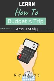 Travel Cost Calculator Vacation Cost Calculator Learn How To Never Fail With Your