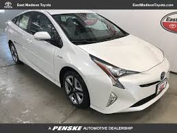 2018 New Toyota Prius Four Touring at East Madison Toyota Serving ...
