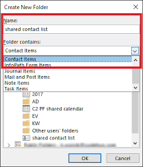 Frequently Asked Questions How To Create A Shared Address Book In