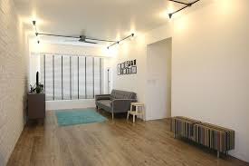 Interior design furniture minimalism industrial design Minimalist Living Room Cromly Stories House Tour Jai And Nooras Spacious Minimalist Industrial Home
